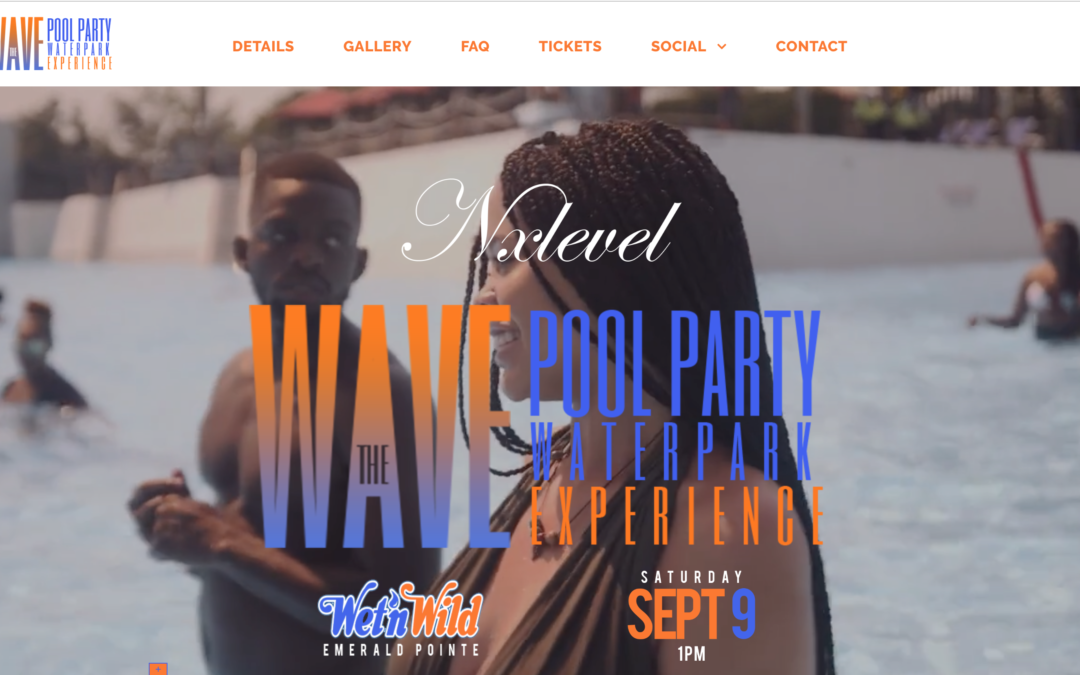 Nxlevel Entertainment: The WAVE